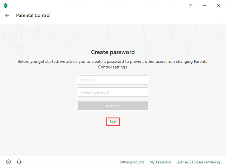 How to set up Parental Control in Kaspersky Total Security 19