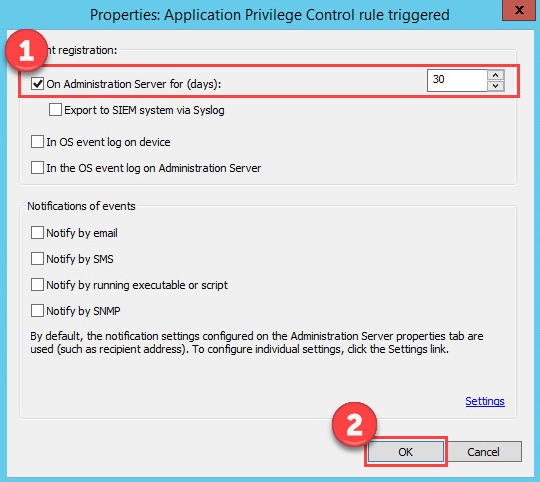 How to protect against cryptoviruses in Kaspersky Endpoint