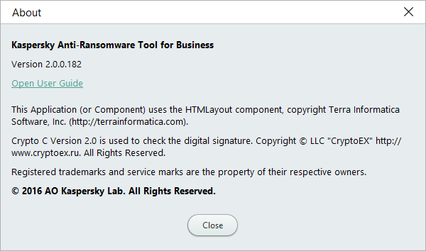 Migration from Kaspersky Anti-Ransomware Tool Business 3 0