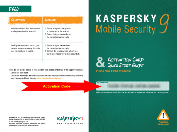 kaspersky mobile security free  for symbian
