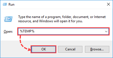 How to delete temporary files and folders