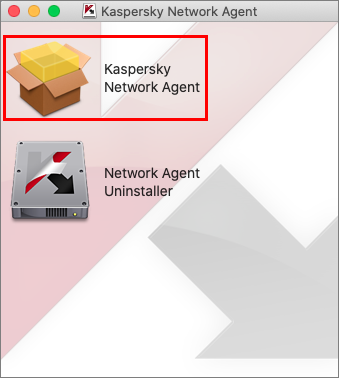 Installation of Network Agent in Kaspersky Endpoint Security 11 for Mac