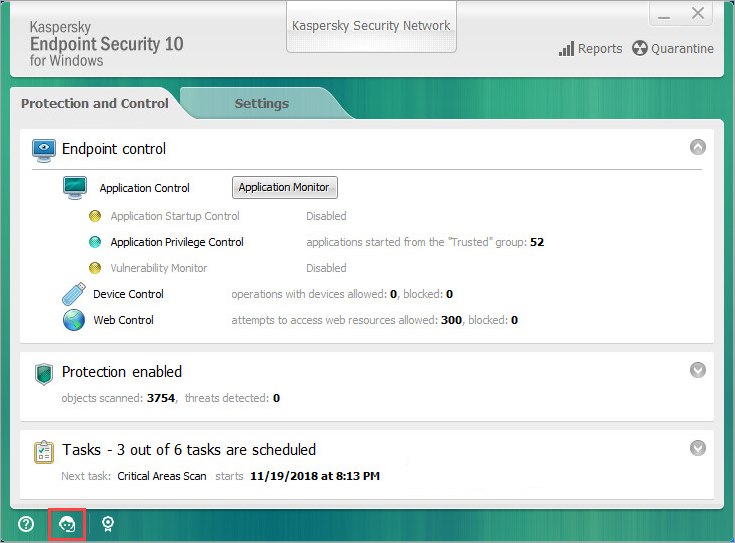 How to use the Encrypted Device Restore Utility in Kaspersky