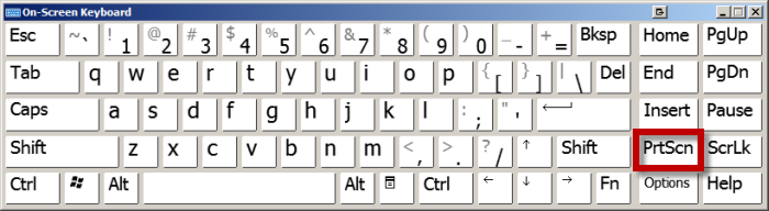 how to make screen smaller using keyboard
