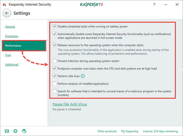 How To Configure Kaspersky Internet Security 2018 For Better Performance Of Your Computer