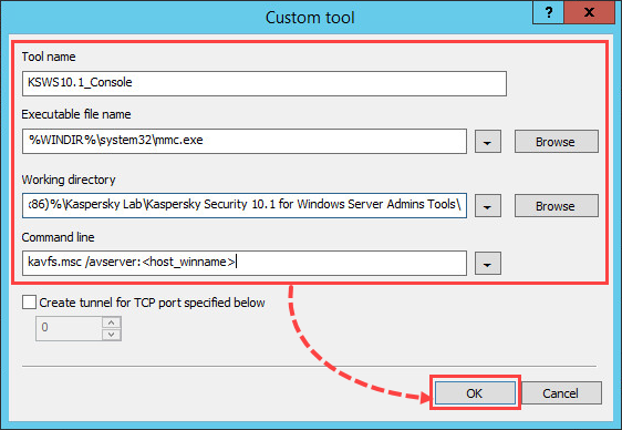 How to manage Kaspersky Security 10 1 for Windows Server remotely